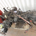 Versnellingsbak Case 1455XL